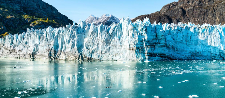 Lewitujący lodowiec