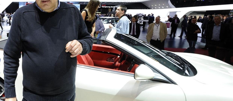 Marchionne: Niektórzy kupują Lamborghini, bo nie mogą dostać Ferrari
