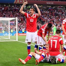 MŚ 2018: FIFA stwierdziła, że Rosjanie nie użyli dopingu na mundialu