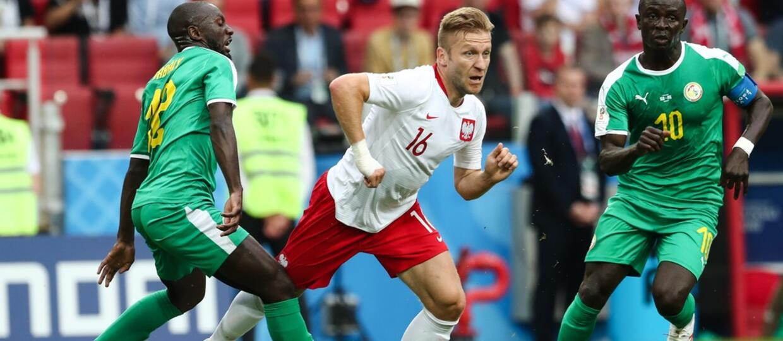 Mistrzostwa Swiata W Rosji  Mecz Polska Senegal