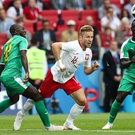 Mistrzostwa Świata w Rosji 2018 - mecz Polska - Senegal
