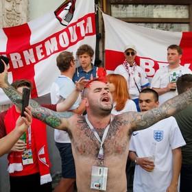 """MŚ 2018: FIFA ukarze Anglię za """"dyskryminujące"""" piosenki śpiewane przez kibiców?"""