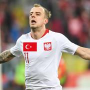 W Bydgoszczy sprzedawano koszulki reprezentacji Polski... z flagą Turcji