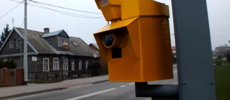 Na polskich drogach ma przybyć 600 fotoradarów