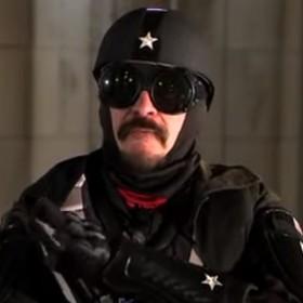 Nashville doczekało się własnego superbohatera. Poznajcie Shadow Patriota