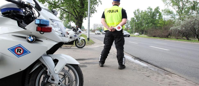 Nieoznakowane motocykle z wideorejestratorami w służbie Policji