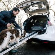 Nissan X-Trail w psiej edycji 4Dogs