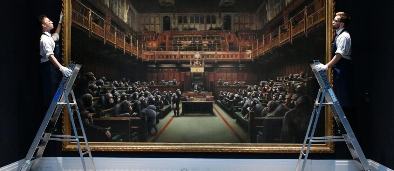 Obraz Banksy'ego
