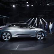Pierwszy elektryczny Jaguar – i-Pace