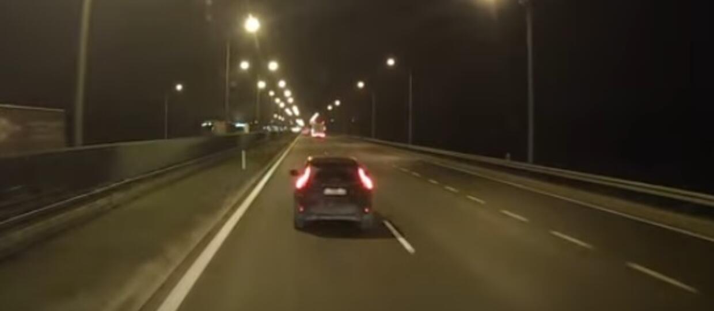 Polak w pierwszej 5 najszybszych kierowców w Europie, którzy przekroczyli dozwoloną prędkość