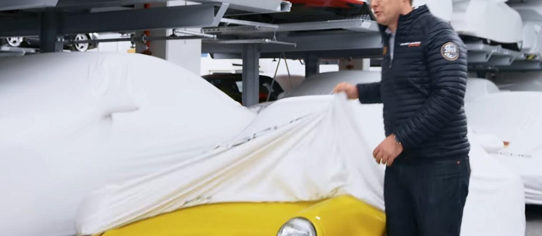 Porsche przedstawiło 5 najrzadszych modeli wszech czasów