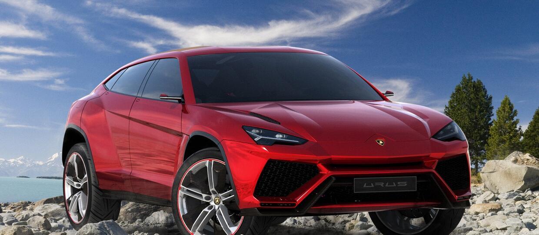 Produkcja Lamborghini Urusa ruszy w kwietniu 2017
