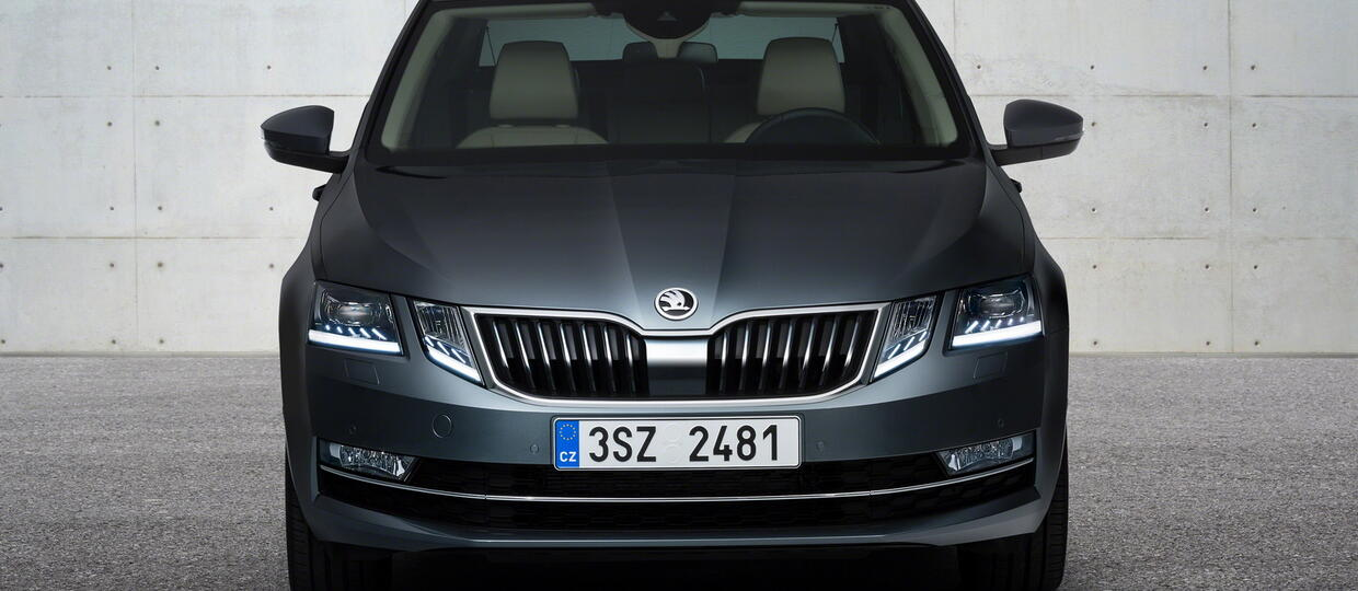skoda octavia iii po liftingu. Black Bedroom Furniture Sets. Home Design Ideas