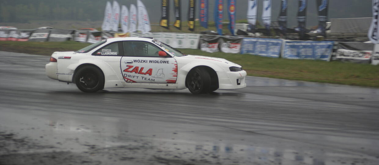 Startuje I runda Drift Open w Toruniu