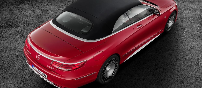 Światowa premiera Mercedesa-Maybacha S650 Cabriolet