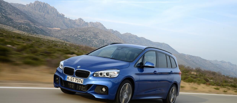Świetne wyniki sprzedaży BMW 2 Active Tourer