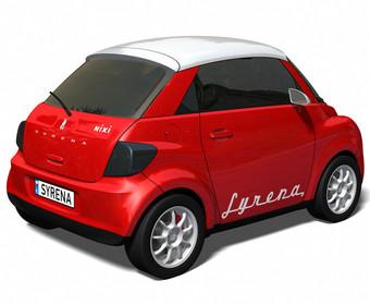 Syrena Nixi – elektryczne auto z Polski