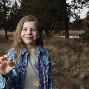 Dziewczynka znalazła skamielinę sprzed 65 milionów lat