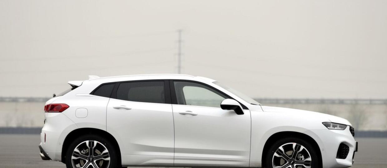 Tak wygląda chińska kopia Maserati Levante