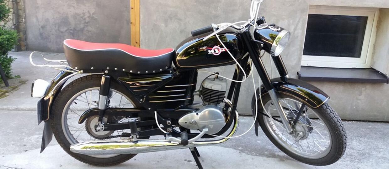 Ursus chce produkować motocykle WSK