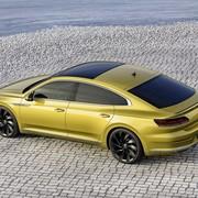 Volkswagen Arteon – następca CC