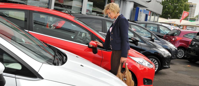 W marcu 2017 w Polsce zarejestrowano najwięcej aut w tym stuleciu