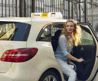 Warszawiacy jako pierwsi przetestują współdzielenie taksówki z inną osobą. Jak działa mytaxi match?