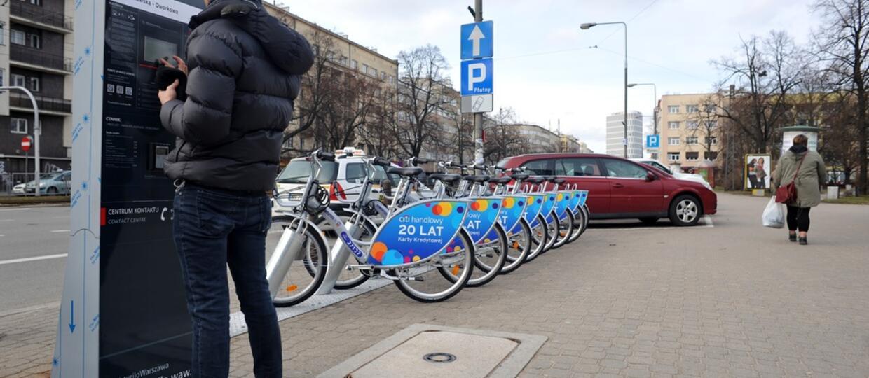 Wypożyczasz rower miejski? Uważaj, bo możesz dostać mandat