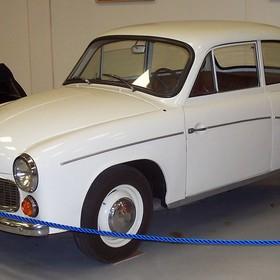 Z Muzeum Motoryzacji skradziono Syrenę 104