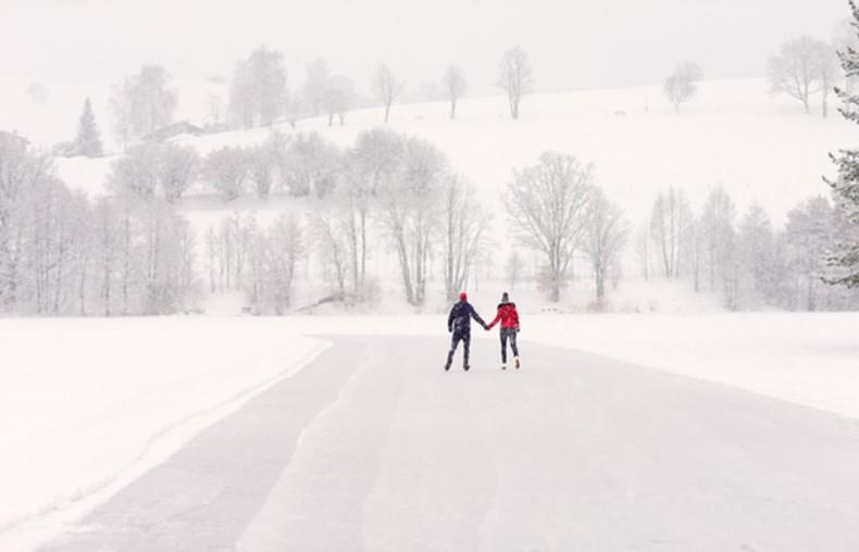 Eislaufen am Ritzensee (c) Florian Lechner (3)