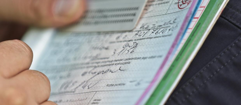 Koniec z luką prawną chroniącą przed zabraniem prawa jazdy