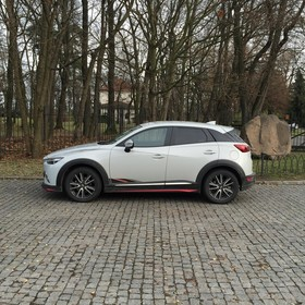 Mazda CX-3 2.0 150 KM [TEST]