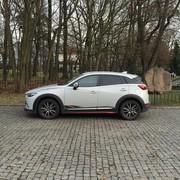 Mazda CX-3 2.0 150 KM [TEST]