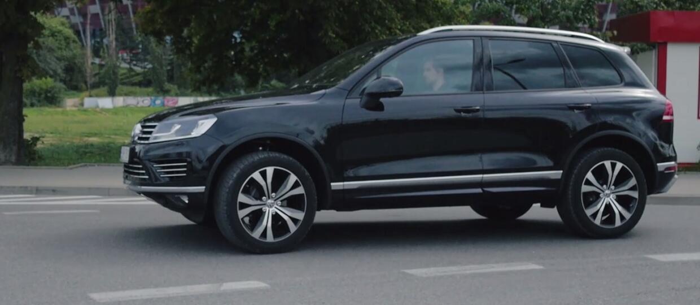 Volkswagen Touareg 3.0 V6 TDI 262 KM [TEST]