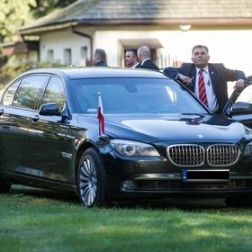 10 najlepszych samochodów prezydentów i najważniejszych oficjeli