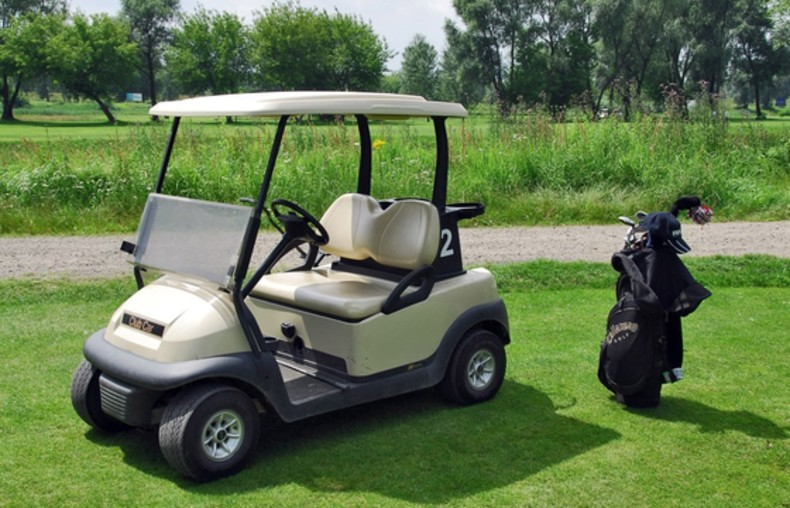 Wózek golfowy