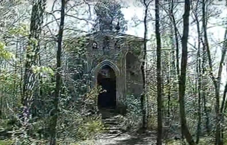 Czarna Cerkiew w Chróścinie