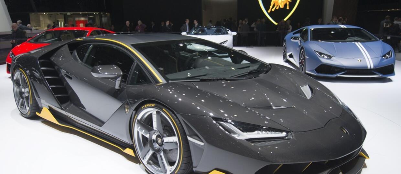 TOP 10 najdroższych samochodów świata