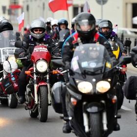 TOP 10 zasad jazdy motocyklem w korku