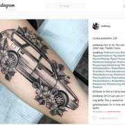 tattoo car 4
