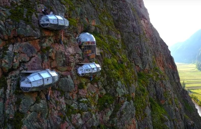 Skylodge Adventure Suites, Peru