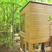 W drzewach - apartamenty w drzewach lessowych wąwozów