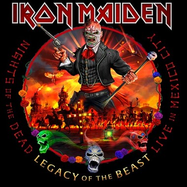 Legacy Of The Beast Tour (Mexico City)