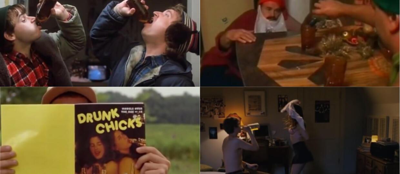 10 filmów do upicia się