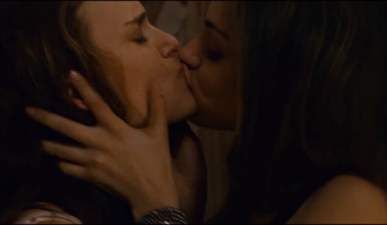 Czarny film sceny seksu