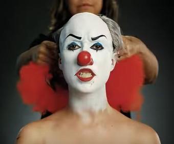 100 lat horroru ukazane w niecałe 3 minuty za pomocą makijażu