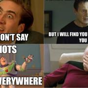 15 scen, które stały się memami. Wiesz, skąd pochodzą? GALERIA