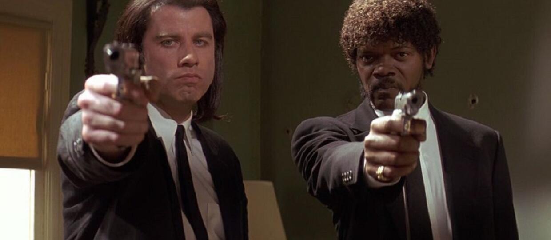 7 minut strzałów z broni w filmach Quentina Tarantino