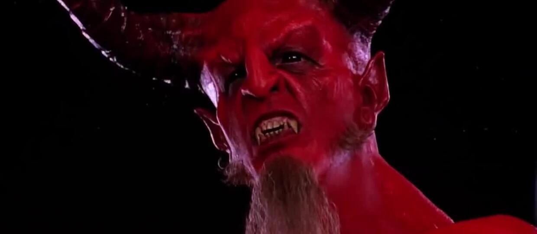 Dave Grohl jako Szatan w Tenacious D: Kostka Przeznaczenia