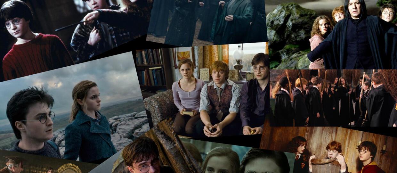 8 filmów o Harrym Potterze w 80 minut